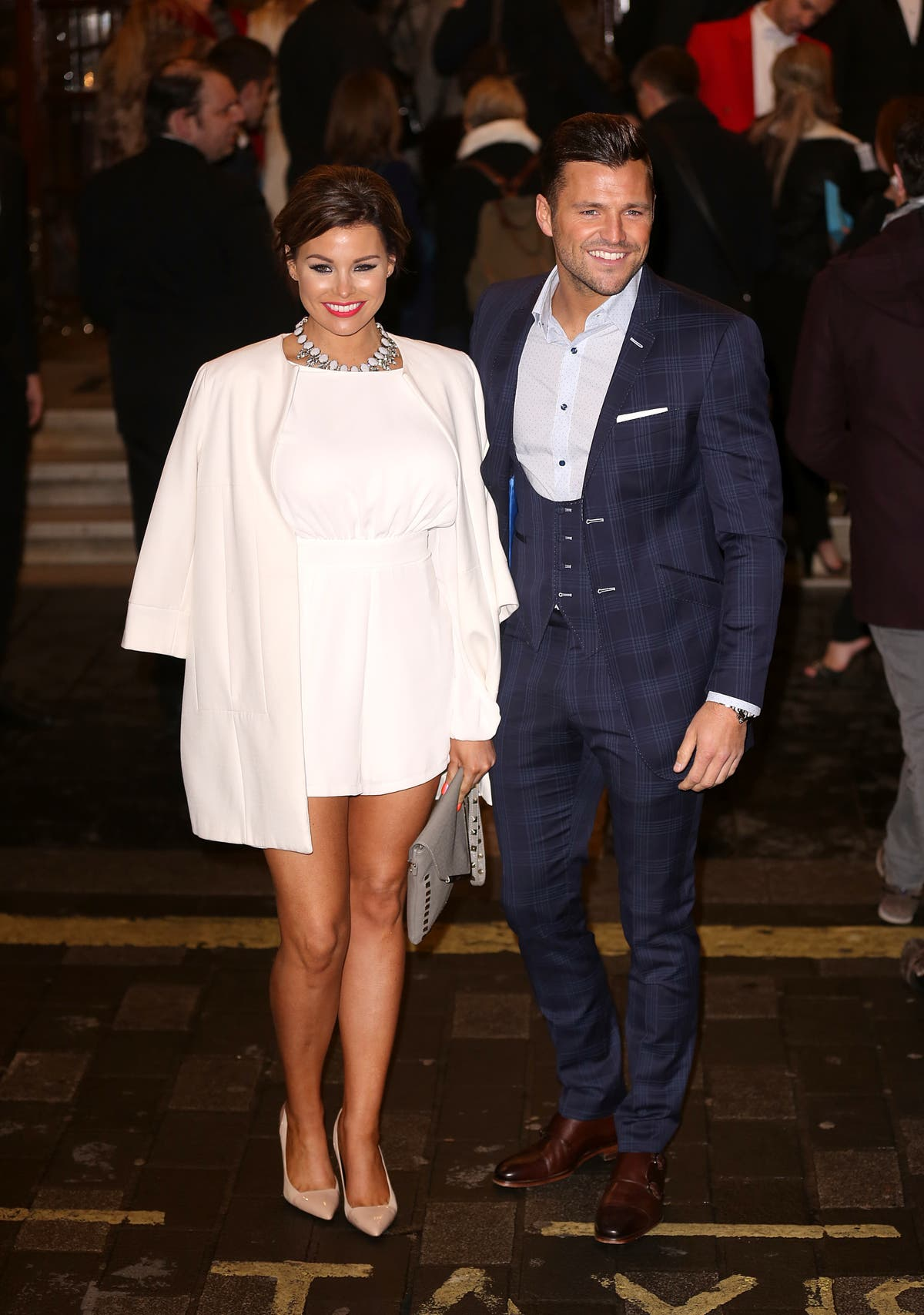 Jess and Mark Wright reveal each other's best qualities and most annoying habits