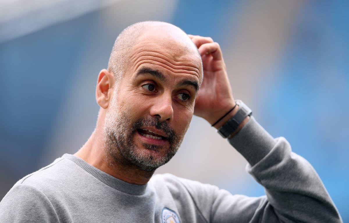 Man City's run of away fixtures a 'privilege', Pep Guardiola claims