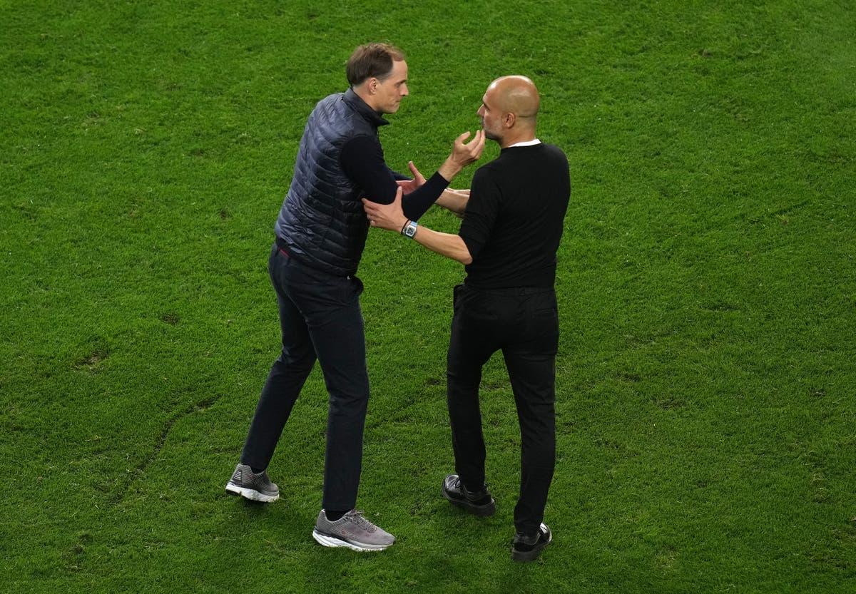 Man City boss Pep Guardiola puts Chelsea defeats behind him