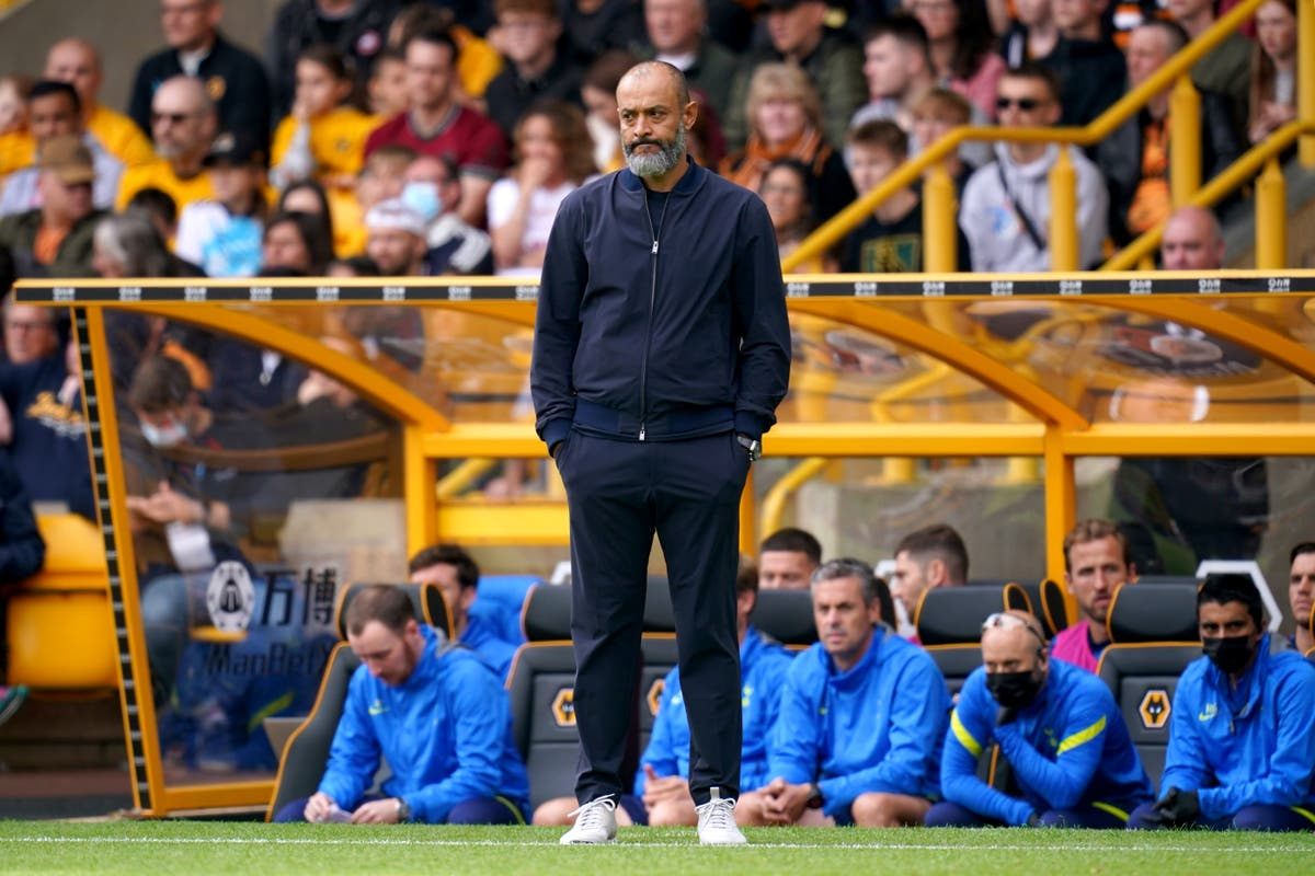 Arsenal match not just 'another game', says Tottenham boss Nuno