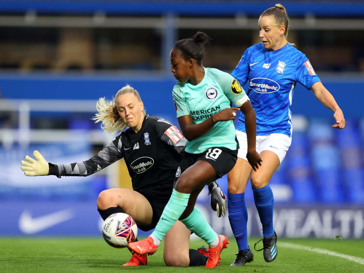 ACL injuries were 'life-changing', Brighton's Danielle Carter admits