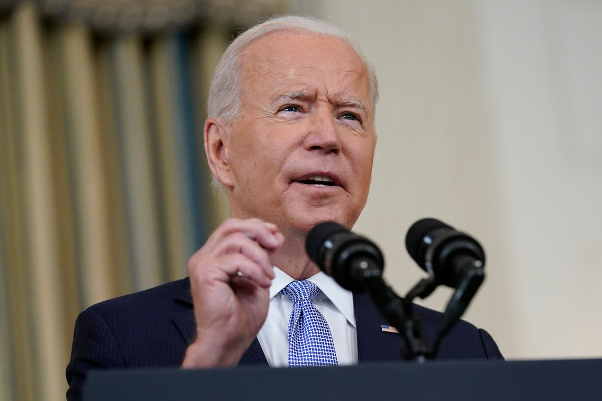 Biden: Budget talks hit 'stalemate,' $3.5T may take a while