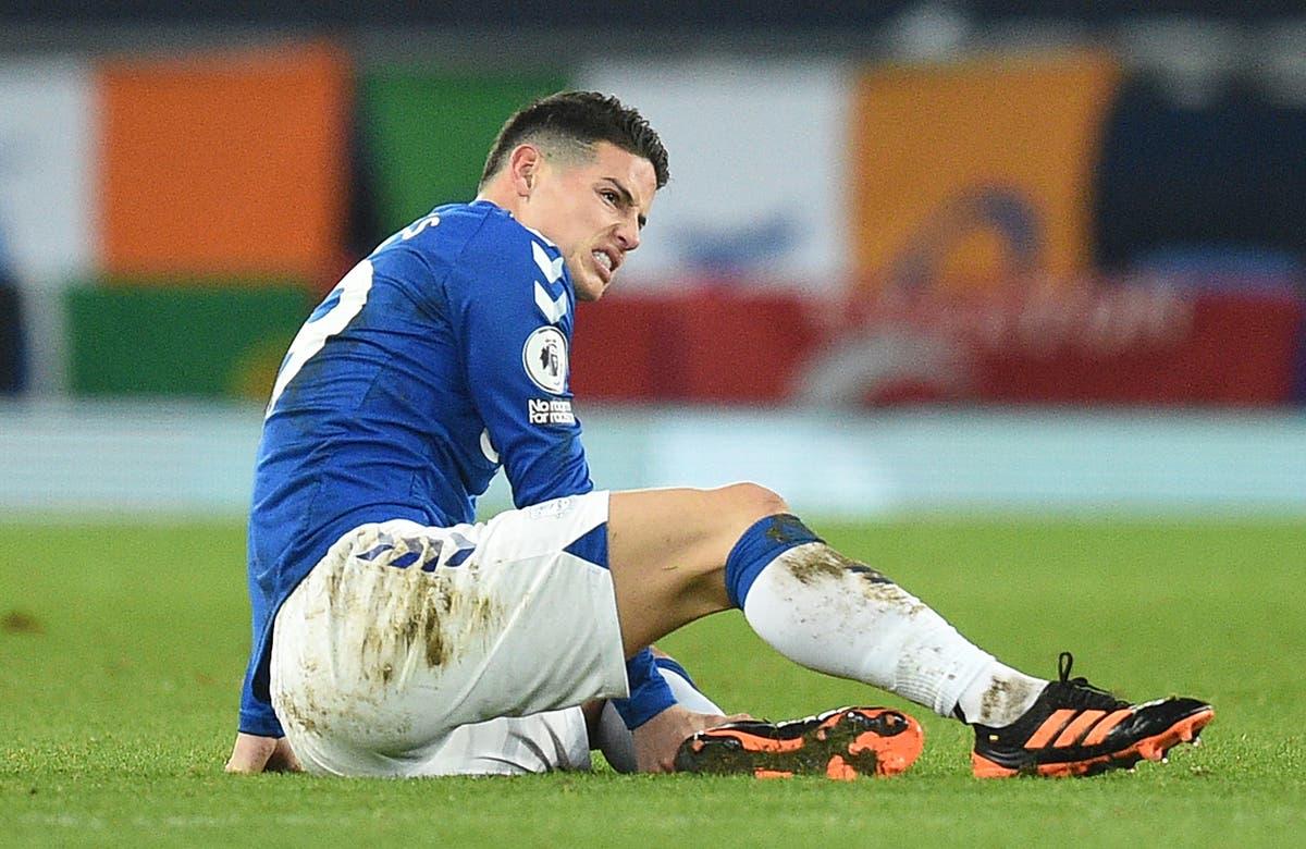 James Rodriguez left because of need to maximise resources, Rafael Benitez reveals