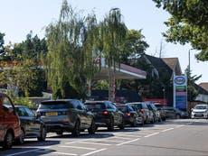 Asda setter en grense på £ 30 per kunde - siste oppdateringer om britisk bensinmangel