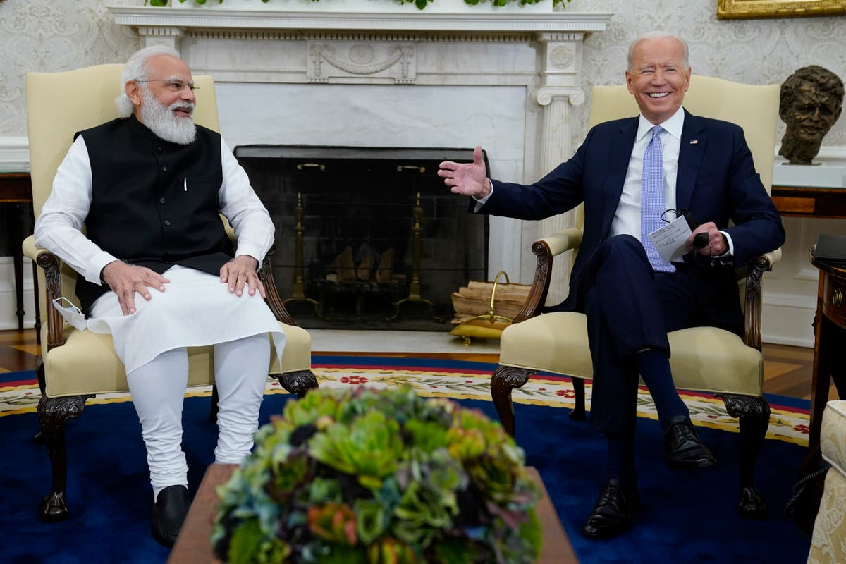 Mystery solved: Biden gets proof of family ties to India