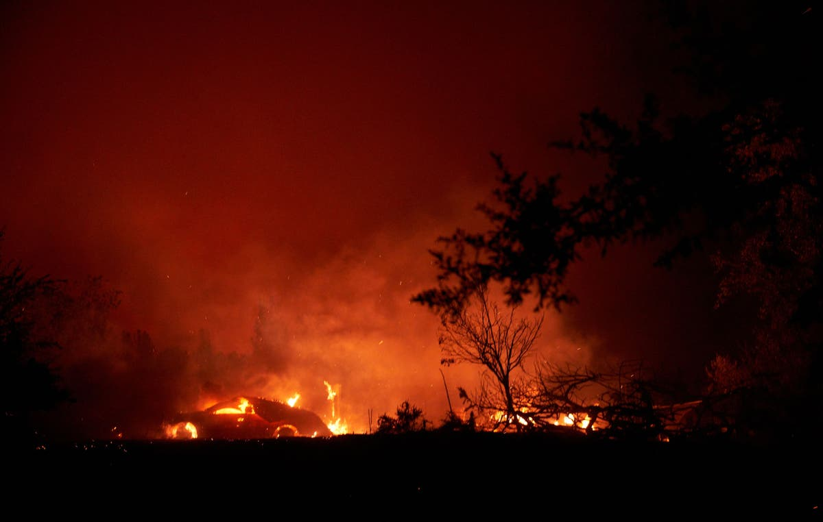 California power company charged with manslaughter over 2020 incêndios