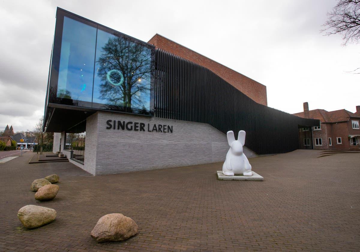 Dutch court jails 'incorrigible' thief over 2 museum heists