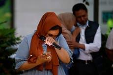 'Our world is shattered': Sister addresses huge vigil for murdered Sabina Nessa