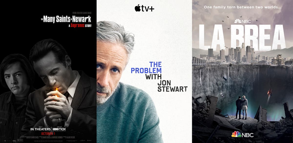 今週の新機能: 'Sopranos' prequel, ジョン・スチュワートとカーリル