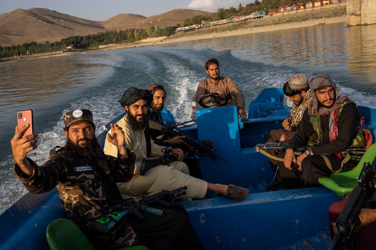Die nuutste: Padbom tref Taliban -motor, ten minste 1 seer