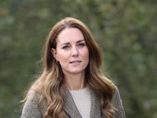 Kate Middleton pays tribute to Sabina Nessa
