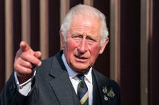 Prince Charles launches climate change channel on Amazon Prime