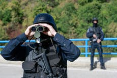 2 public offices in Kosovo targeted as Serbia tensions soars