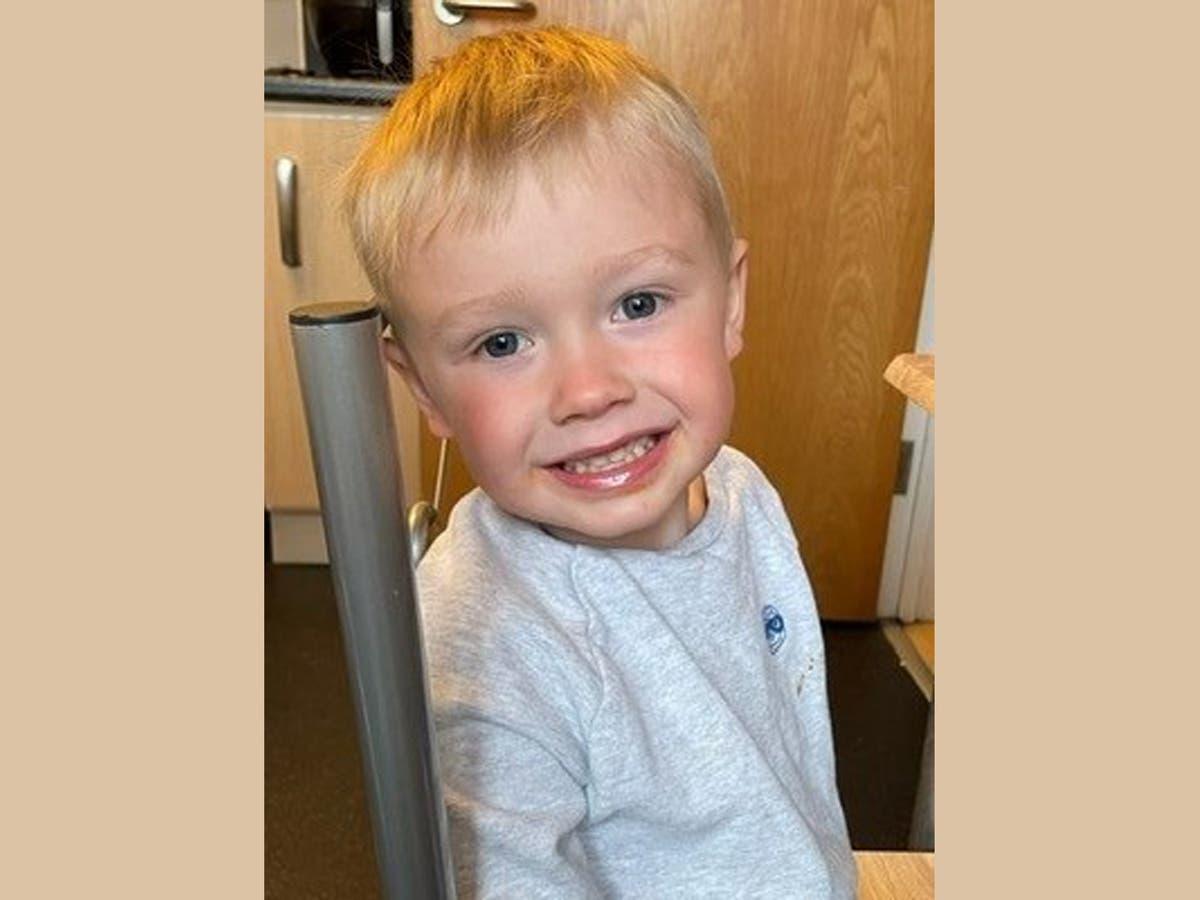 男の子, 3, 家の外で姉と遊んでいたトラクターにひかれて死ぬ