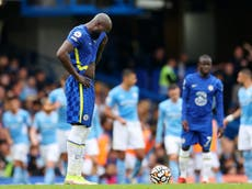 Chelsea lose invulnerability to add extra layer to intriguing Premier League title race