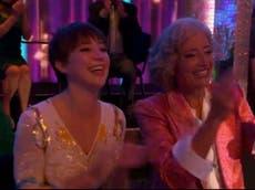 Greg Wise foi apoiado por Emma Thompson em sua estreia no Strictly