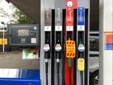 Exasperated drivers take aim at 'crazy' panic buying as pumps run dry