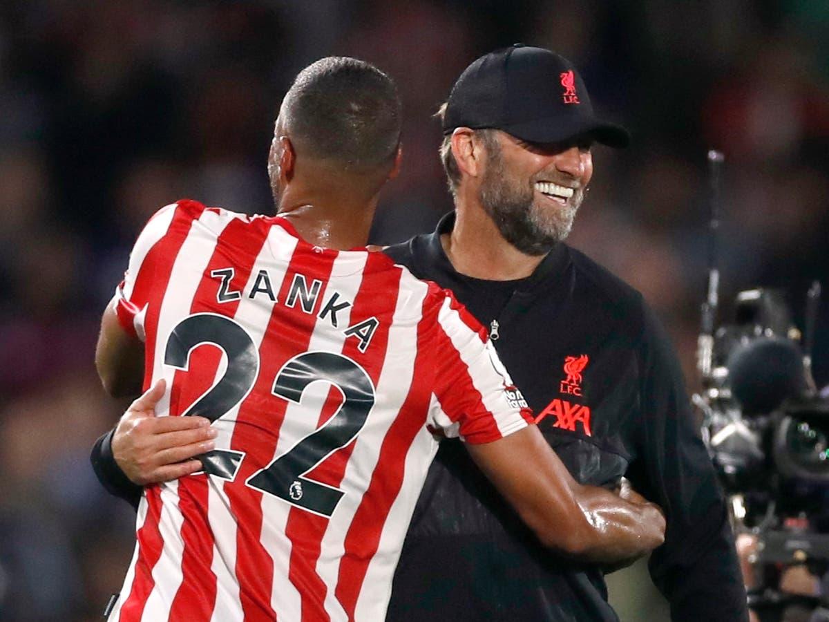 Brentford digno de destaque em empate 'selvagem' com o Liverpool, Jurgen Klopp insiste