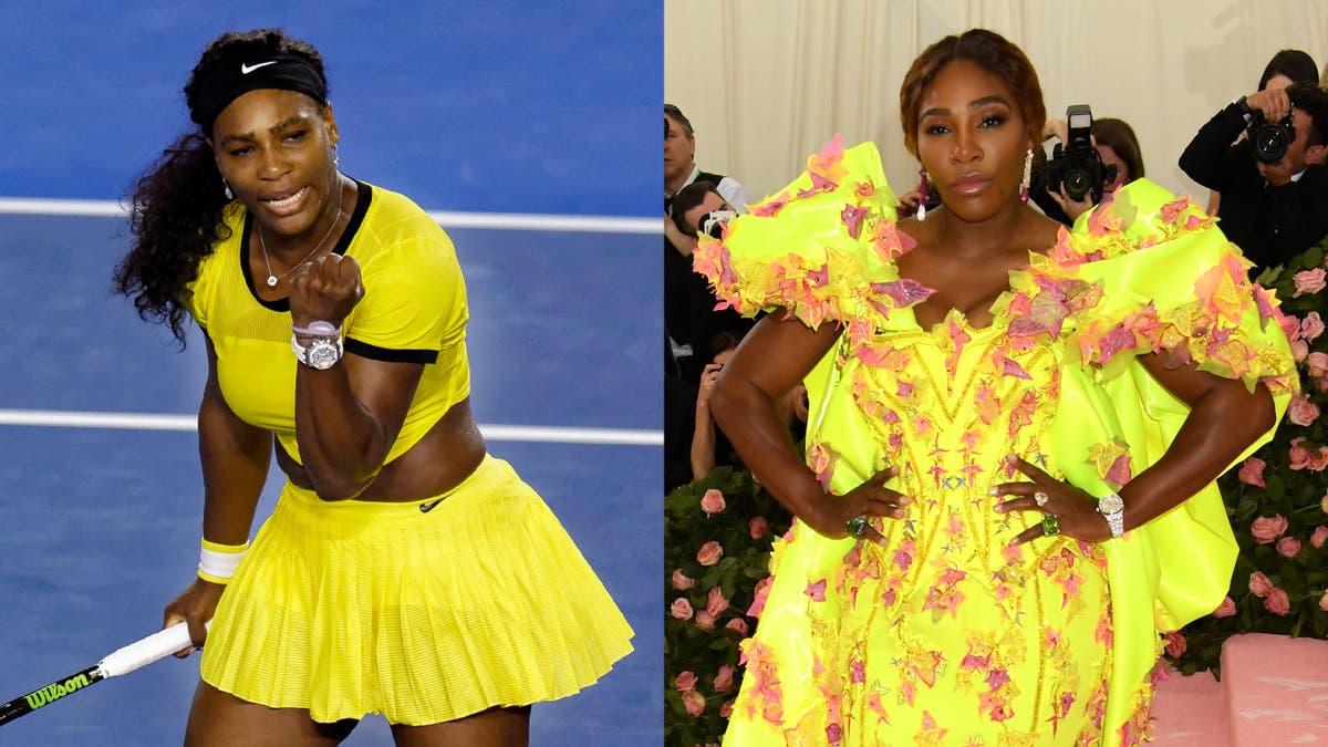 Serena Williams snur 40: Tennisstjernens største moteøyeblikk, fra midtbanen til den røde løperen