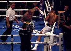 'Vulnerable' Anthony Joshua unlikely to fight Tyson Fury, says Frank Warren