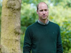 Prince William leads new BBC documentary on how to save the environment