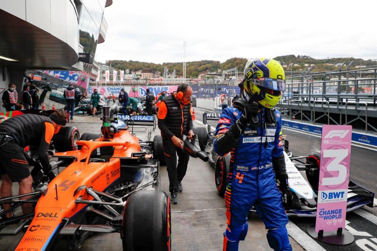 Russisk Grand Prix LIVE: Siste F1 -oppdateringer fra Sotsji