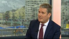 Labour won't nationalise energy, says Starmer