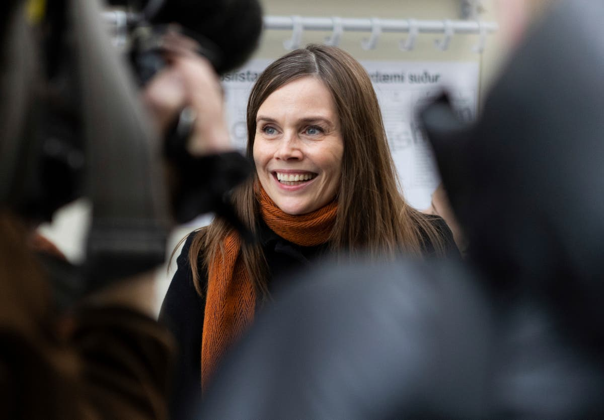 Iceland becomes first country in Europe to elect female majority parliament