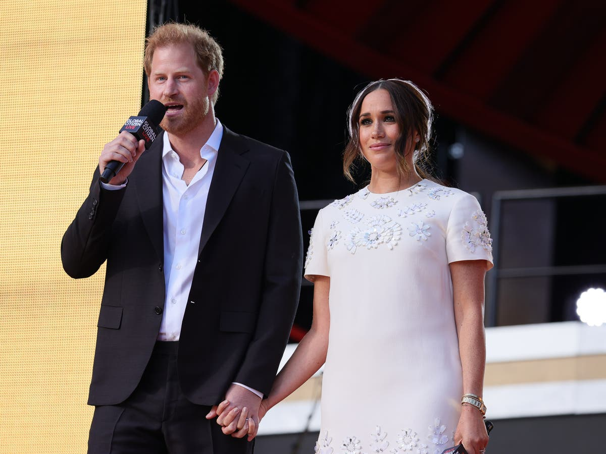 Harry and Meghan to miss Diana memorial party at Kensington Palace