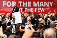 Opinião: The sneering at Jeremy Corbyn is pathetic – we should celebrate his legacy
