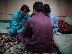The heartbreaking stories of the Afghan musicians fleeing the Taliban | Bel Trew