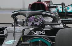 Lewis Hamilton wins 100th race as Lando Norris sees victory slip away in Sochi