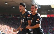 Bruno Lage dedicates Wolves win at Southampton to 'top man' Raul Jimenez