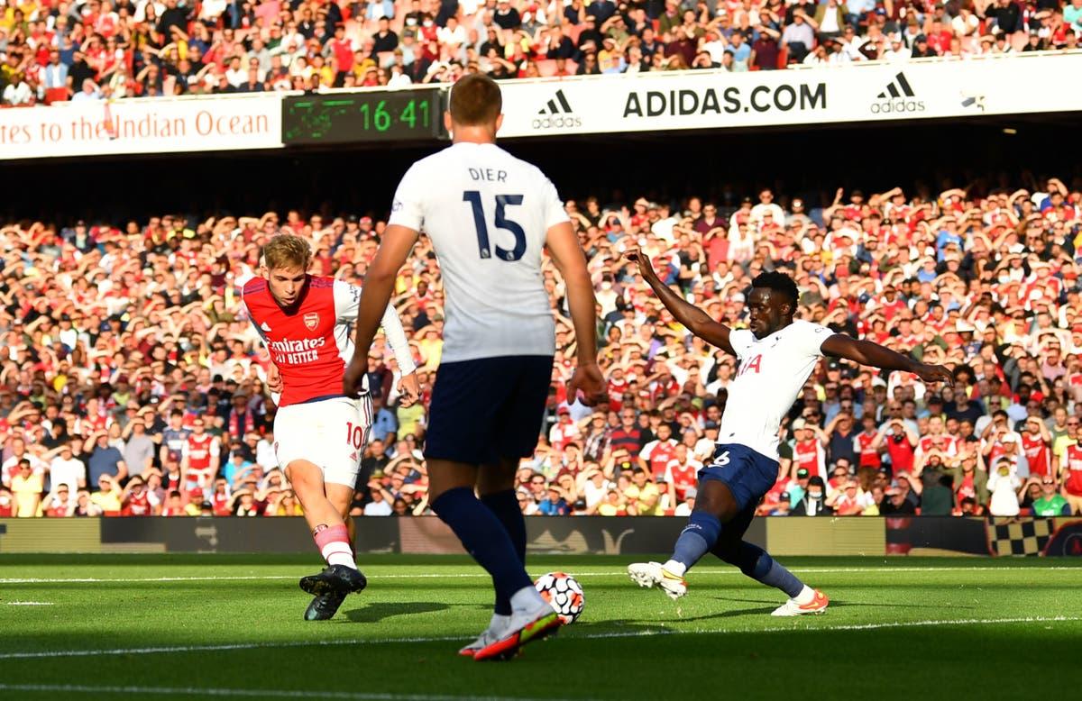 Arsenal vs Tottenham LIVE: Premier League updates
