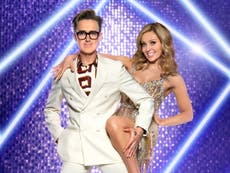 Strictly's Tom Fletcher and Amy Dowden test positive for Covid