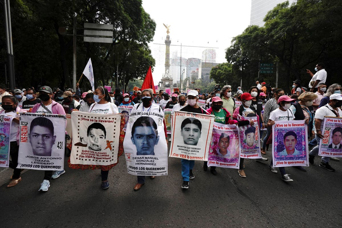 Justice elusive 7 years after students abducted in Mexico