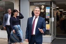 Senior Labour figures urge Keir Starmer not to 'do a Miliband' if he loses election