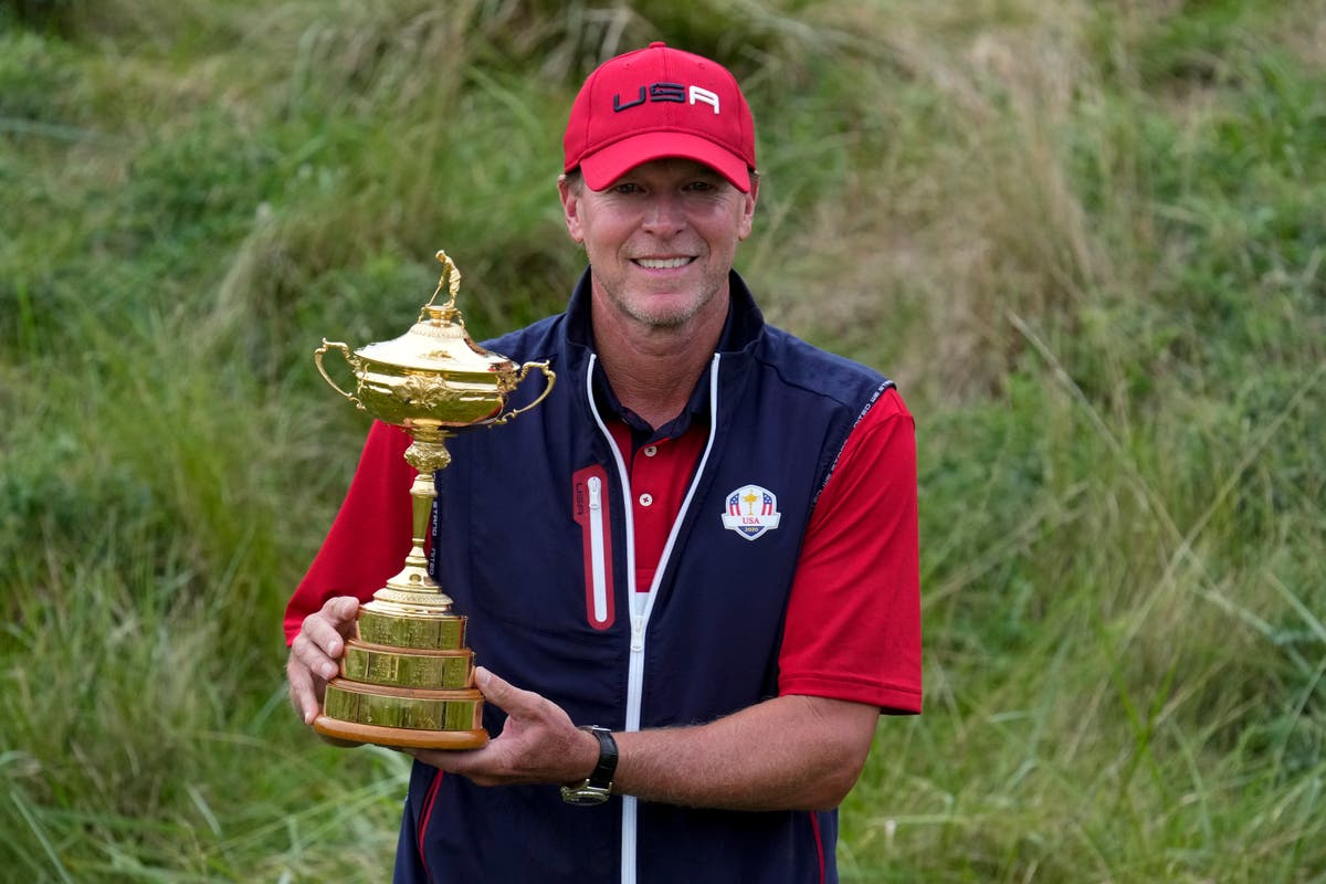 Victorious Steve Stricker rules out second spell as US Ryder Cup captain