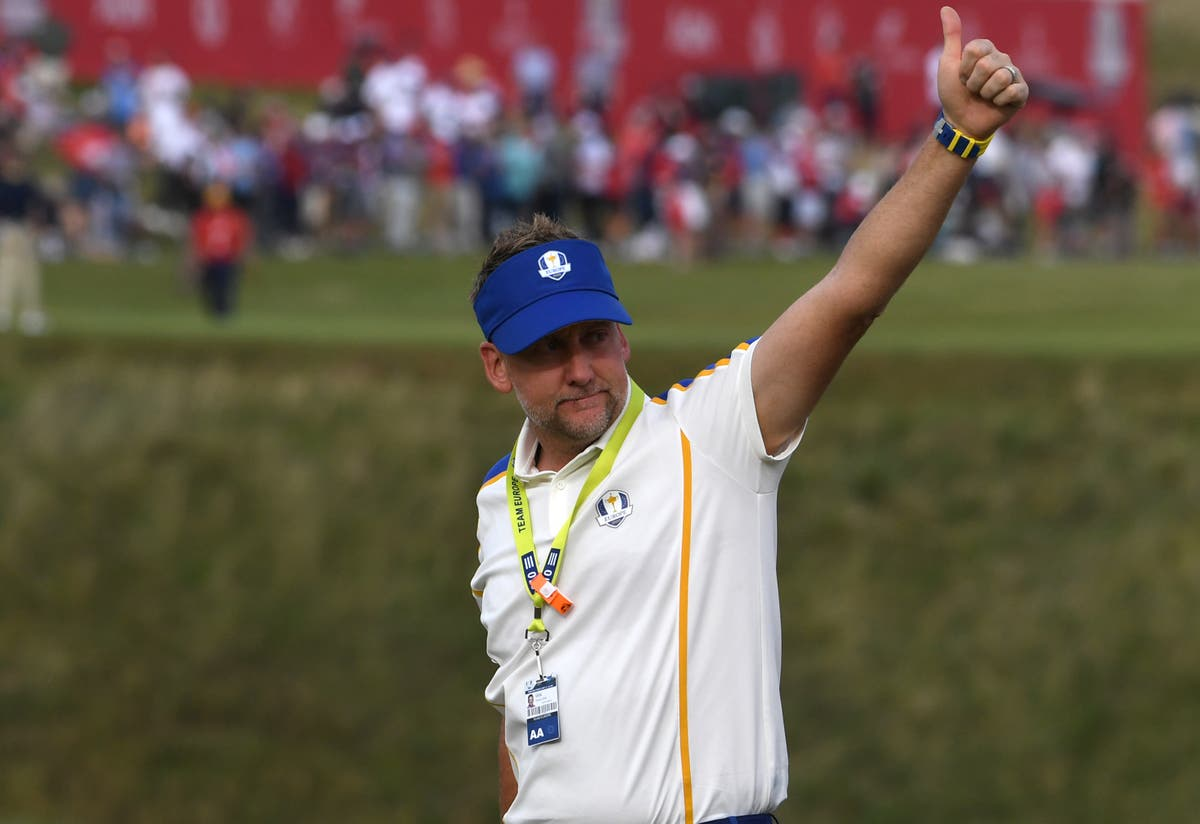 Ian Poulter: Europe's youngsters can make them a Ryder Cup force again