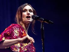 Sophie Ellis-Bextor says she lost her virginity when she was raped aged 17