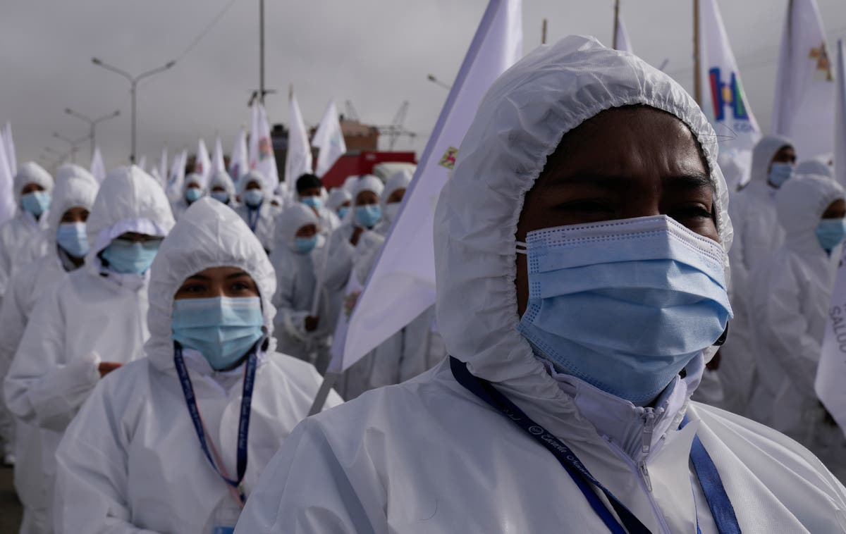 Covid pandemic has brought biggest cut to global life expectancy since World War 2