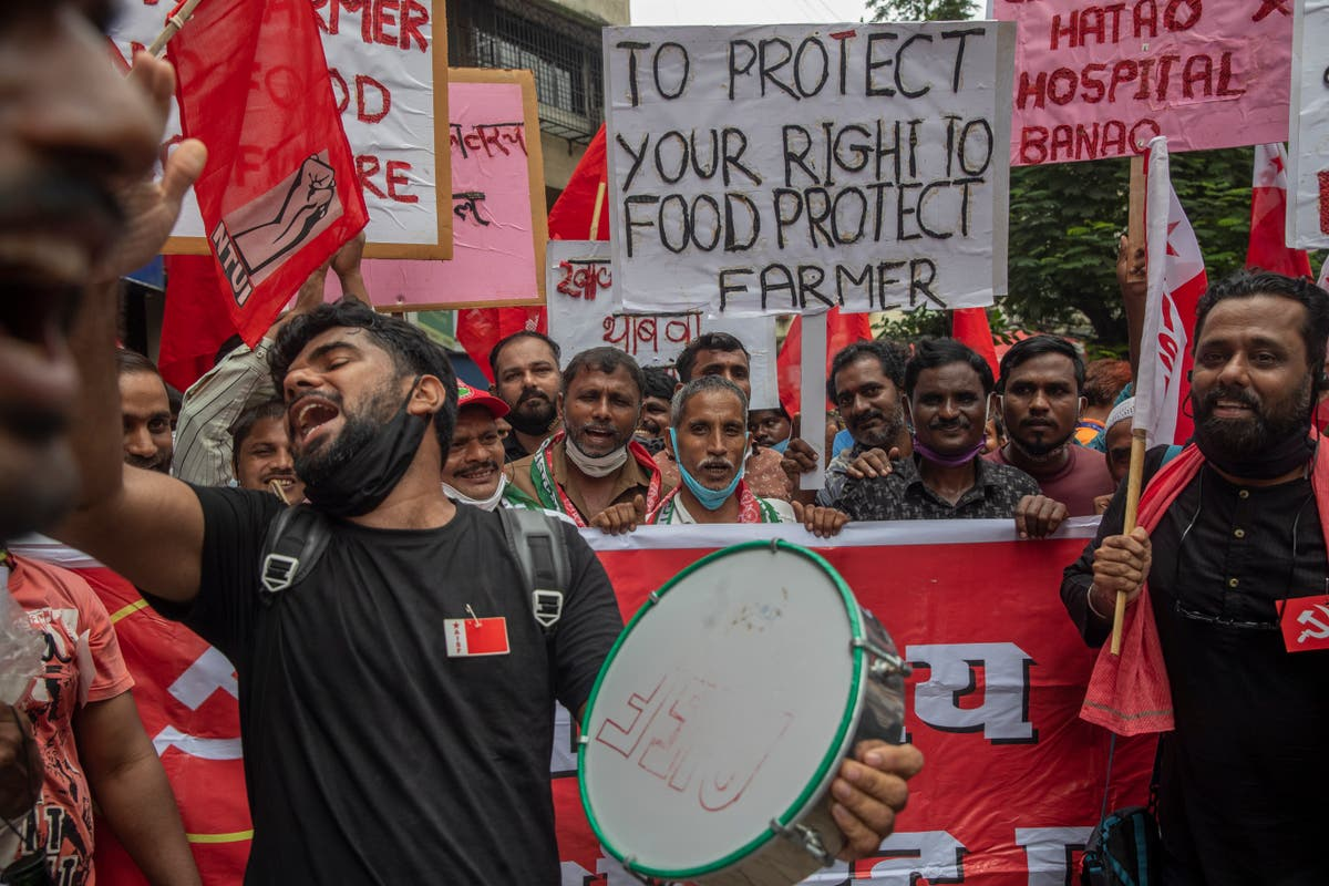 India's farmers renew protests, call for nationwide strike