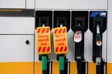 How and when will UK's fuel crisis end?
