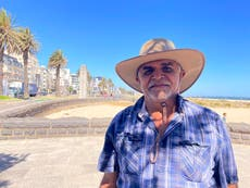 Indigenous Australian wants early pension due to short lives
