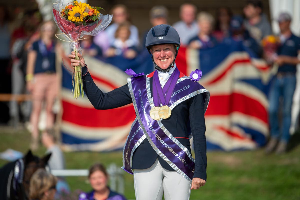 Great Britain's all-conquering eventers praised for 'monumental achievement'