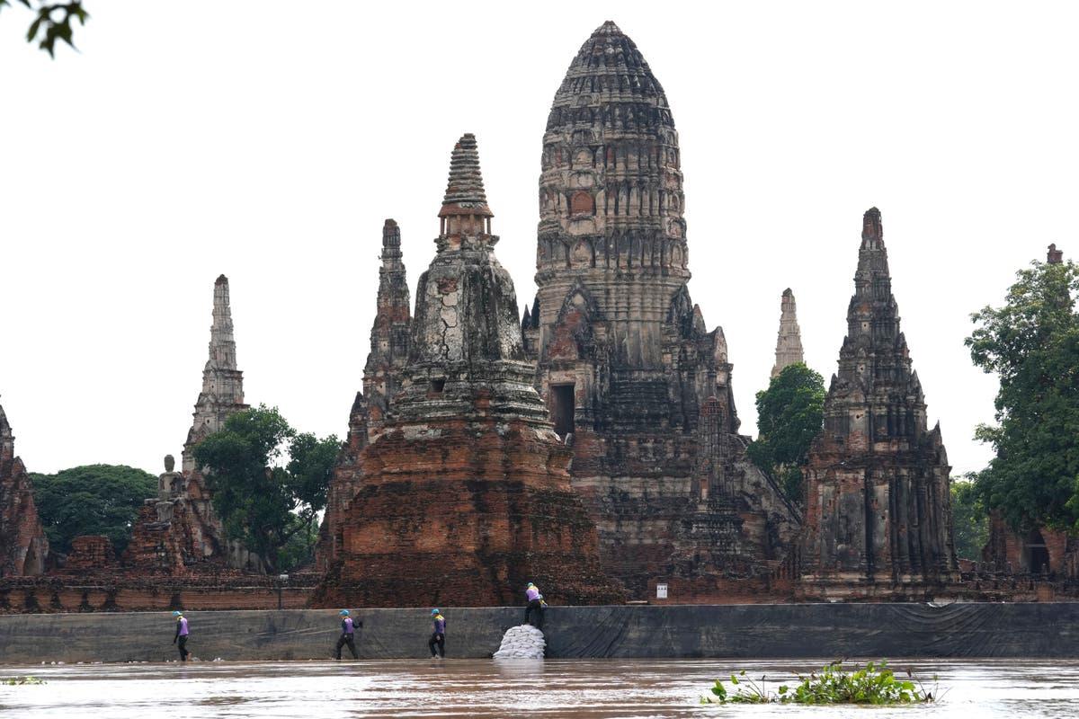 Monsoon rain may worsen floods in Thailand, Bangkok prepares