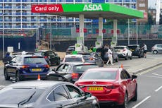 Police tell public to stop calling about petrol station queues
