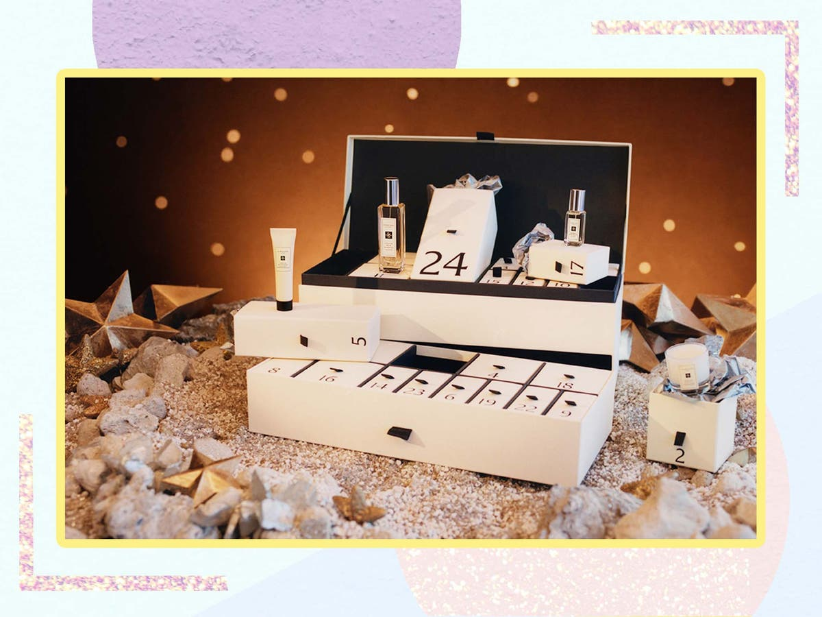 Does Jo Malone's advent calendar smell as good as it looks?