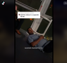 Passengers share eye-watering videos stuck on Vegas Ferris wheel