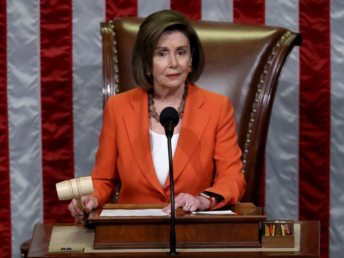House votes to lift the debt limit until December 2022